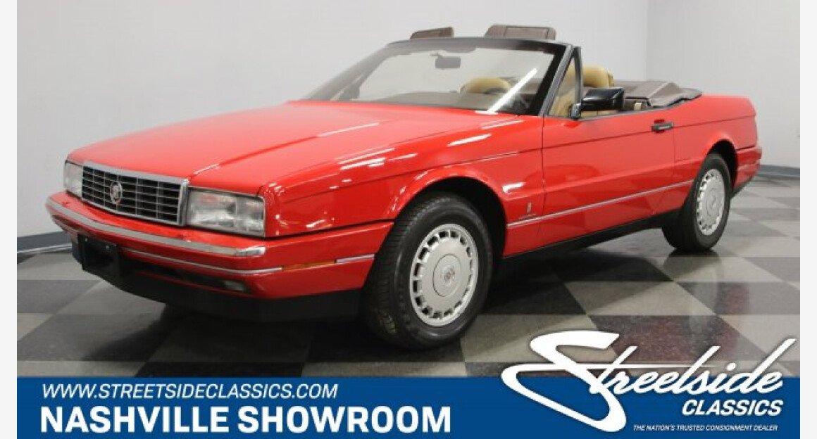 1988 Cadillac Allante For Sale Near Lavergne Tennessee 37086