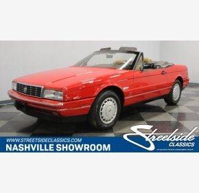 1988 Cadillac Allante for sale 101000329