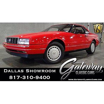 1988 Cadillac Allante for sale 101339196