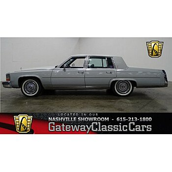 1988 Cadillac Brougham for sale 101071771