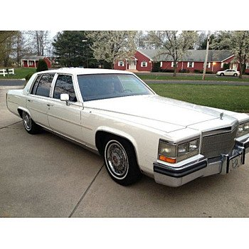 1988 Cadillac Brougham for sale 100780588