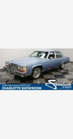 1988 Cadillac Brougham for sale 101173764