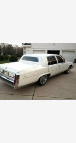 1988 Cadillac Brougham for sale 101185687