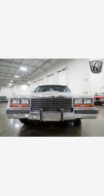 1988 Cadillac Brougham for sale 101227548
