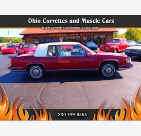 1988 Cadillac De Ville Coupe for sale 101220001