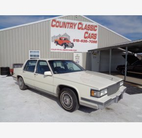1988 Cadillac De Ville Sedan for sale 101234471