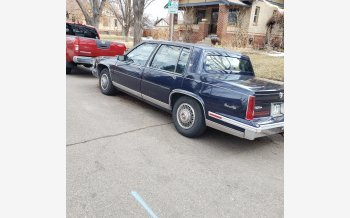1988 Cadillac De Ville Sedan for sale 101492782