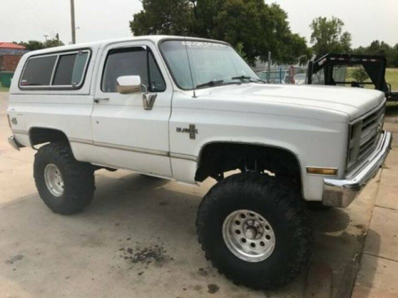 Chevrolet Blazer Classics For Sale Classics On Autotrader