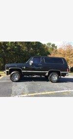 1988 Chevrolet Blazer 4WD for sale 101053782