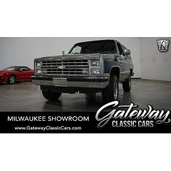 1988 Chevrolet Blazer 4WD for sale 101240195