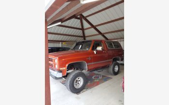 1988 Chevrolet Blazer 4WD 2-Door for sale 101291525