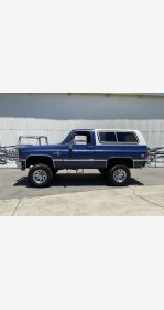 1988 Chevrolet Blazer 4WD for sale 101343052
