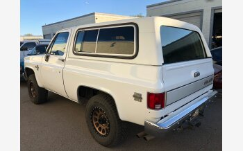 1988 Chevrolet Blazer 4WD 2-Door for sale 101423792