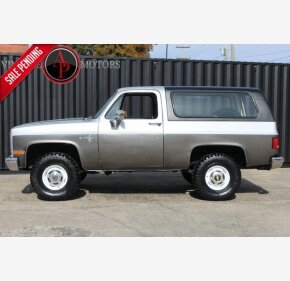 1988 Chevrolet Blazer for sale 101434446
