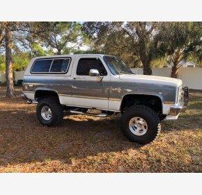 1988 Chevrolet Blazer for sale 101445336