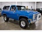 1988 Chevrolet Blazer 4WD for sale 101531940