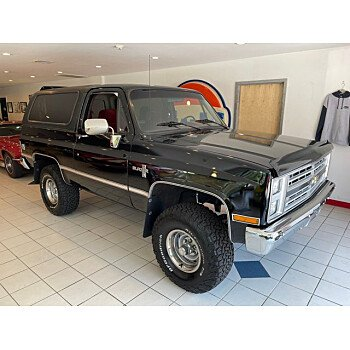 1988 Chevrolet Blazer for sale 101573924