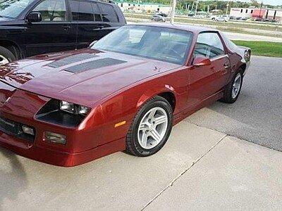 1988 Chevrolet Camaro for sale 101062264