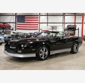 1988 Chevrolet Camaro Convertible for sale 101083265