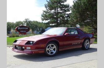 1988 Chevrolet Camaro Coupe for sale 101206967