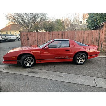 1988 Chevrolet Camaro Coupe for sale 101224174