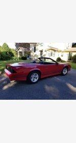 1988 Chevrolet Camaro for sale 101233557