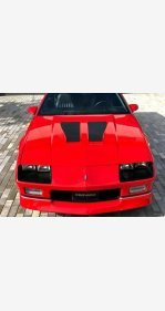 1988 Chevrolet Camaro Convertible for sale 101298798