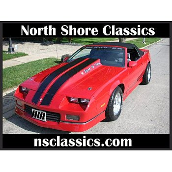 1988 Chevrolet Camaro for sale 101307260