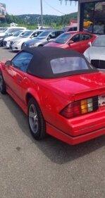 1988 Chevrolet Camaro for sale 101335016