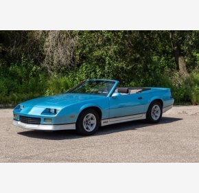 1988 Chevrolet Camaro for sale 101375550