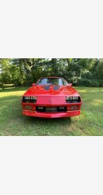 1988 Chevrolet Camaro Convertible for sale 101377800