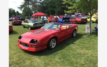 1988 Chevrolet Camaro Convertible for sale 101377800