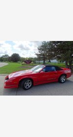 1988 Chevrolet Camaro IROC-Z Convertible for sale 101384340