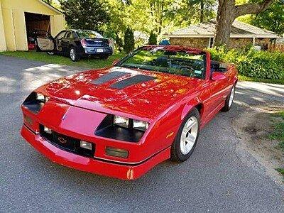 1988 Chevrolet Camaro for sale 101461291