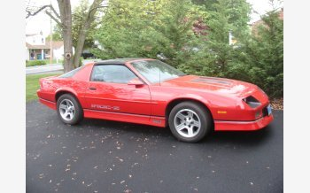 1988 Chevrolet Camaro Coupe for sale 101506889