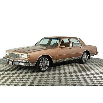 1988 Chevrolet Caprice Classic Brougham Sedan for sale 101189475