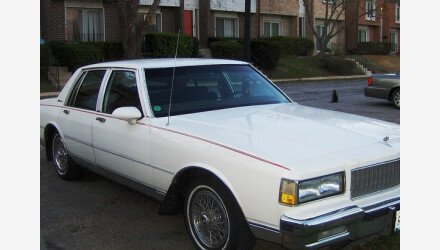 1988 Chevrolet Caprice Classic Brougham Sedan for sale 101338777