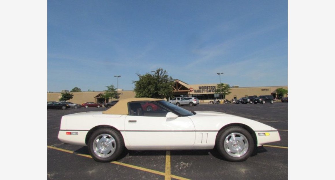 1988 Chevrolet Corvette Convertible for sale 101003902