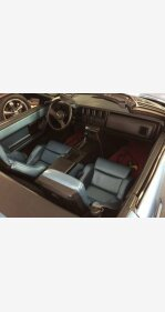 1988 Chevrolet Corvette Convertible for sale 100827389