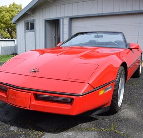 1988 Chevrolet Corvette Convertible for sale 100931736
