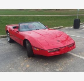 1988 Chevrolet Corvette for sale 100989364