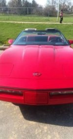1988 Chevrolet Corvette Convertible for sale 100989364