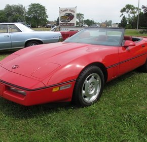 1988 Chevrolet Corvette Convertible for sale 101006002