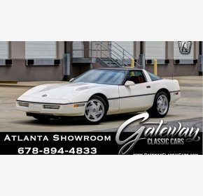 1988 Chevrolet Corvette Coupe for sale 101144682