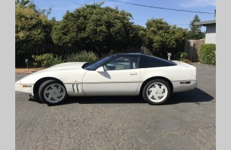 1988 Chevrolet Corvette Coupe for sale 101169607