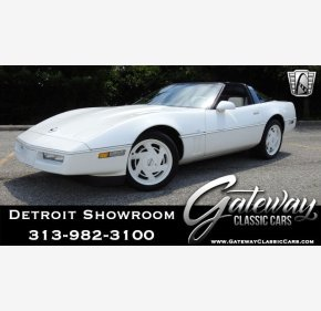 1988 Chevrolet Corvette Coupe for sale 101188554