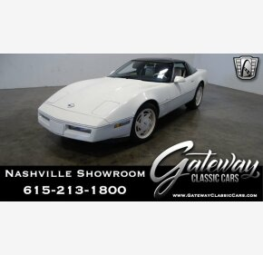 1988 Chevrolet Corvette Coupe for sale 101208095