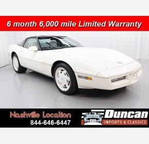 1988 Chevrolet Corvette Coupe for sale 101210125