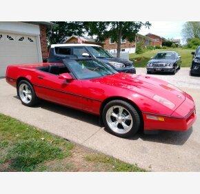 1988 Chevrolet Corvette Convertible for sale 101220086