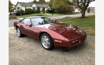 1988 Chevrolet Corvette Coupe for sale 101230568